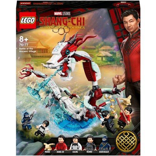 Купить Конструктор LEGO Marvel Super Heroes 76177 Битва в древней деревне, Конструкторы