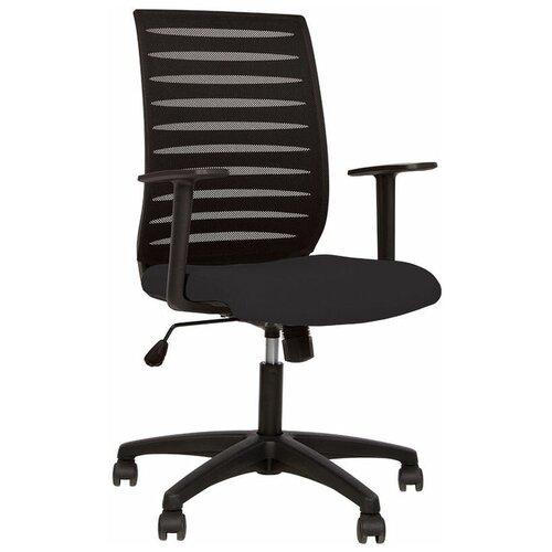 Офисное кресло РАДОМ Xeon, обивка: текстиль, цвет: сетка oh/ткань черная 5 ls-06