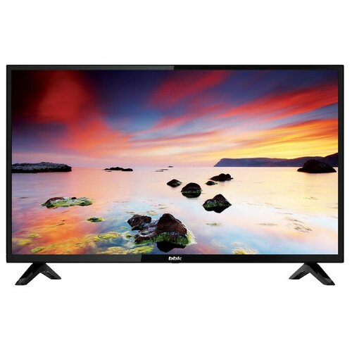 Фото - Телевизор BBK 32LEM-1043/TS2C 32 (2018), черный телевизор bbk 32lem 1050 ts2c 32 hd ready