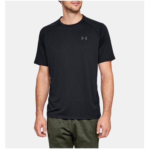 Футболка Under Armour размер XL, 001 black/graphite футболка under armour размер yxs black 001