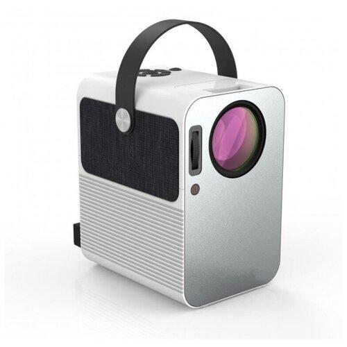 Фото - HD LED проектор Everycom R10 проектор everycom t6 sync серебристый