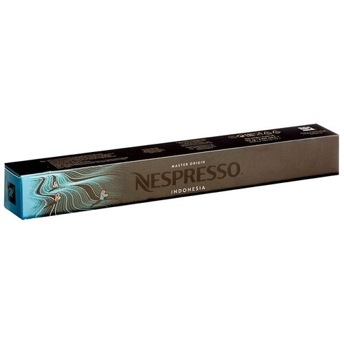 Кофе в капсулах Nespresso Indonesia, 10 капс.