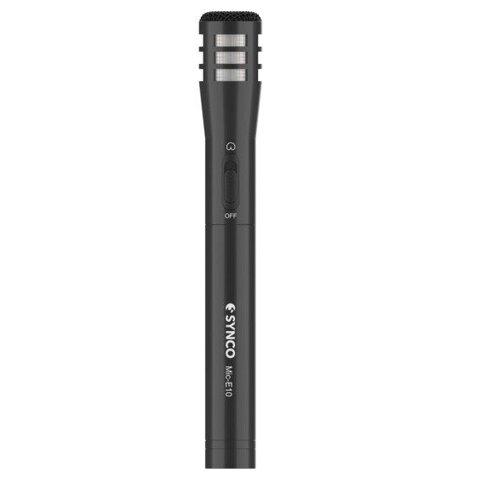 Synco Mic-E10 Микрофон ручной, универсальный