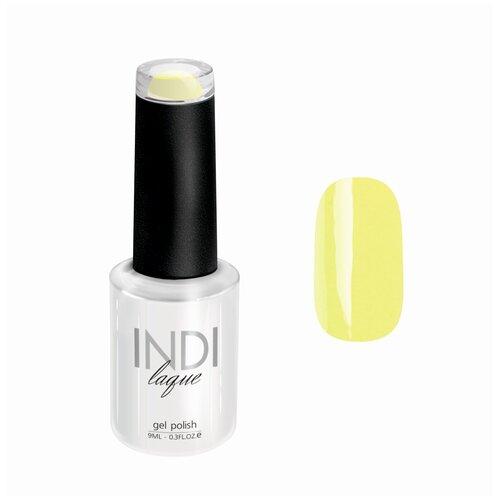 Купить Гель-лак для ногтей Runail Professional INDI laque классические оттенки, 9 мл, 4186