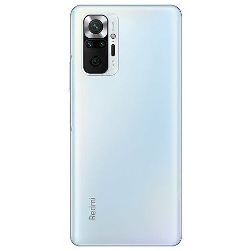Смартфон Xiaomi Redmi Note 10 Pro 6/128GB (NFC) Glacier Blue