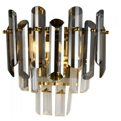 Фото - Бра Natali Kovaltseva NUBIAN 81438/1W GOLD PLATED 2*40W золото светодиодное бра 18w led lamps 81148 1w natali kovaltseva