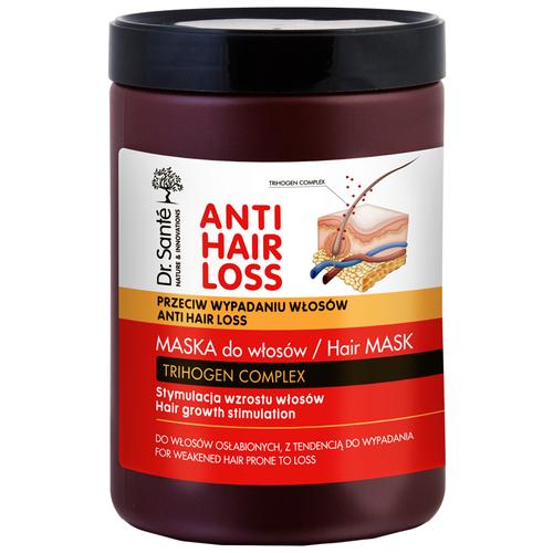 Dr. Sante Anti Hair Loss Маска для волос для активации роста, 1000 мл недорого