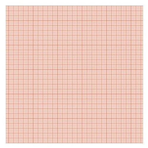 Фото - Миллиметровая бумага STAFF масштабно-координатная 128993 200 х 87.8 см, 65г/м², 1 л. оранжевая канцелярия апплика бумага масштабно координатная в рулоне 878 мм х 40 м