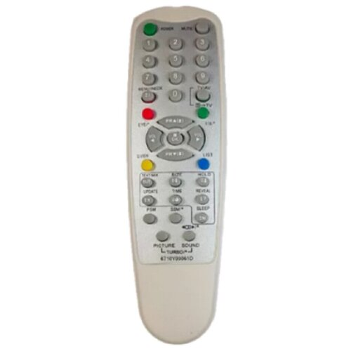 Фото - Пульт ДУ Huayu для LG 6710V00061D пульт ду huayu для lg mkj40653802