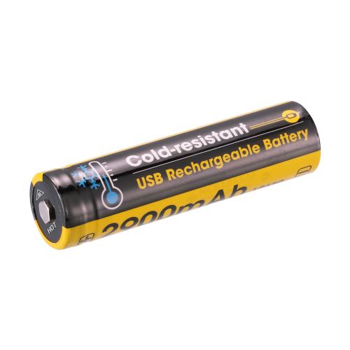 Фото - Аккумулятор Nitecore NL1829RLTP 18650 2900mA USB аккумулятор nitecore nl1665r
