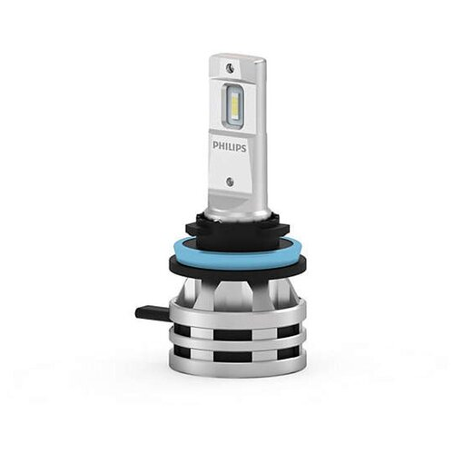 Лампа Philips Ultinon Essential H11 LED 6500K (2 штуки) 11362UE2X2