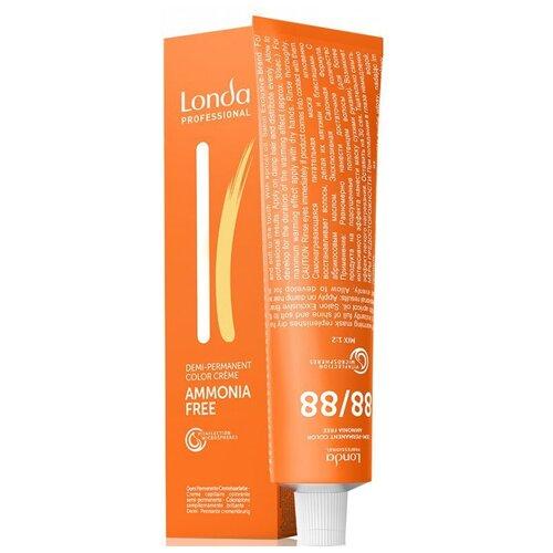 Londa Professional деми-перманентная крем-краска Ammonia-free, 9/86 стальной серый, 60 мл londa professional деми перманентная крем краска ammonia free 4 0 шатен 60 мл