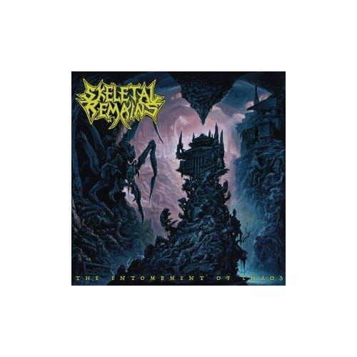 Виниловые пластинки, CENTURY MEDIA, SKELETAL REMAINS - The Entombment Of Chaos (2CD)