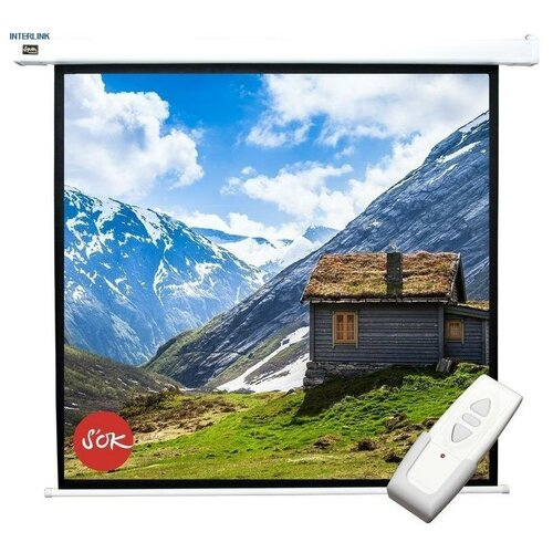 Фото - Sakura Professional Motoscreen 236x133 фибергласс Gray (SCPSM-236X133FG-GR) экран sakura cinema s ok 183x183cm 1 1 scpsm 183x183 gr