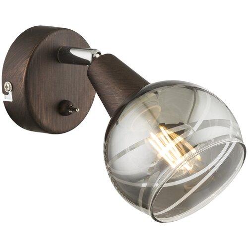 Фото - Бра Globo Lighting Isla 54347-1, с выключателем, 4 Вт бра paulmann hemisphere 66630 с выключателем 4 5 вт