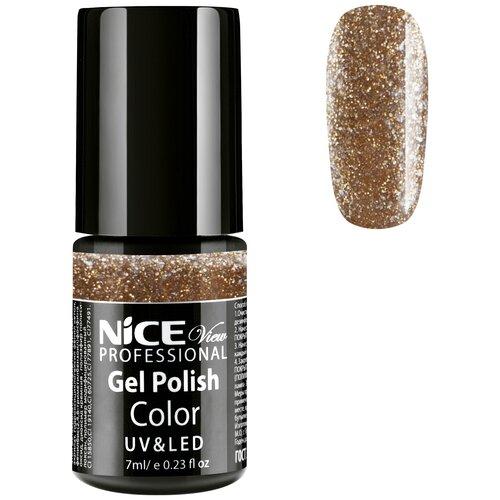 Купить Гель-лак для ногтей Nice View UV&LED, 7 мл, GL-84