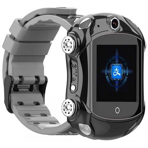 Детские умные часы Smart Baby Watch KT14, черный детские умные часы smart baby watch q100 gw200s желтый