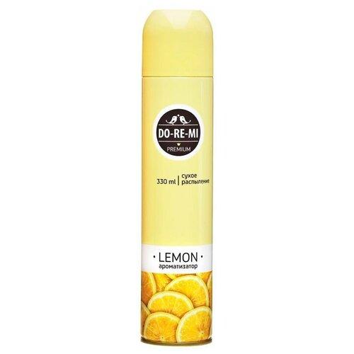 ДО-РЕ-МИ аэрозоль Premium Лимон 330 мл