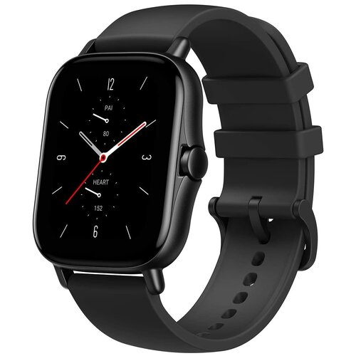 Умные часы Amazfit GTS 2, черный умные часы amazfit gts smart watch eu черный
