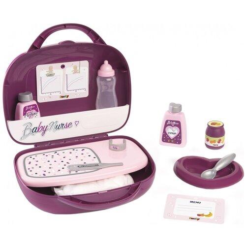 Набор аксессуаров Smoby Baby Nurse 220341 розовый