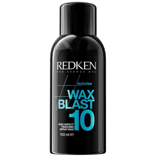Redken Спрей-воск Wax Blast 10, средняя фиксация, 150 мл
