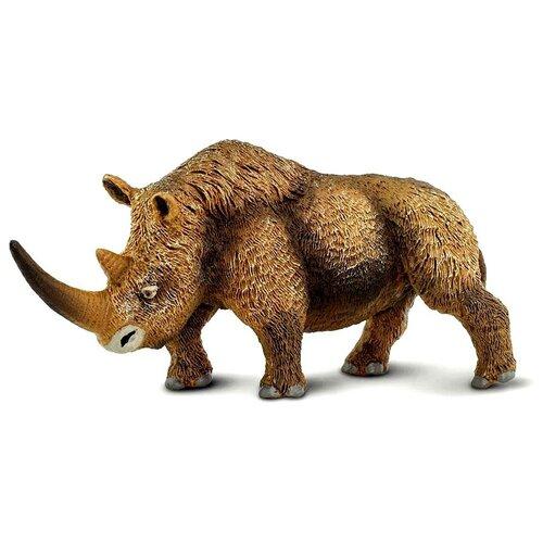 Фигурка Safari Ltd Шерстистый носорог 100089