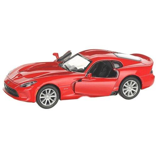 Легковой автомобиль Serinity Toys 2013 Dodge SRT Viper GTS (5363DKT), красный
