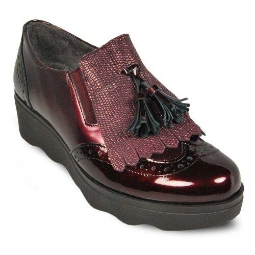 Туфли Pitillos , размер 38 , бордовый