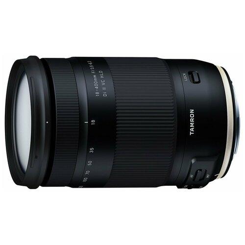 Объектив Tamron 18-400mm f/3.5-6.3 Di II VC HLD (B028) Canon EF-S объектив tamron af sp 24 70mm f 2 8 di vc usd g2 a032 canon ef