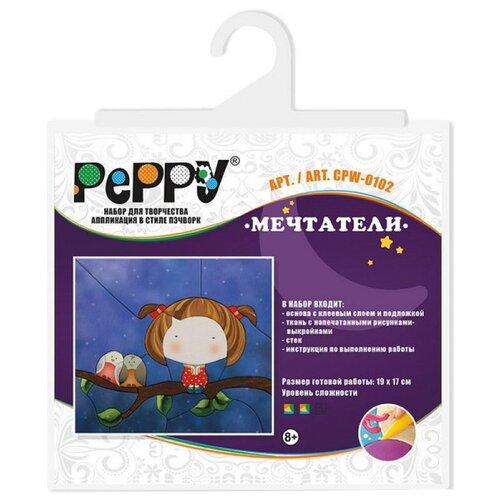 PePPY Набор для пэчворка Мечтатели (CPW-0102) недорого