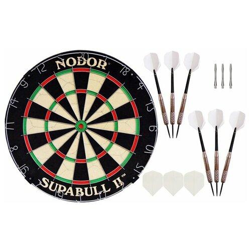 Фото - Игровой набор Nodor Home белый/красный/черный/зеленый 6 шт. игровой набор abtoys s 00183 черный белый 6 шт