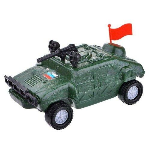 Купить Внедорожник Форма Патриот Хаммер (С-56-Ф), 11.5 см, зеленый, Машинки и техника