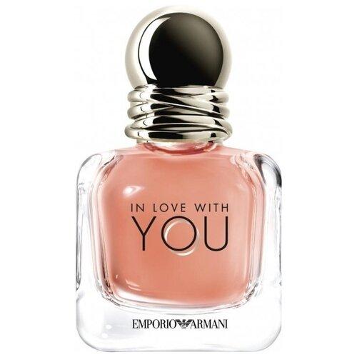 Парфюмерная вода ARMANI Emporio Armani In Love with You, 50 мл недорого