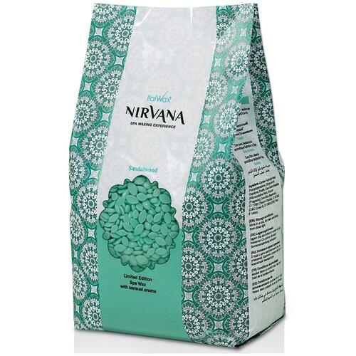 Купить ItalWax Воск горячий пленочный Nirvana Сандал в гранулах 1000 г