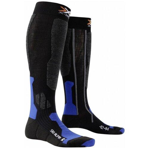 Термоноски X-SOCKS Ski Alpin р.45-47 для горных лыж палки для горных лыж elan race