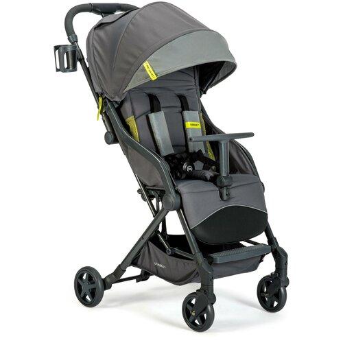 Фото - Прогулочная коляска Happy Baby Umma Pro, graphite прогулочная коляска happy baby umma pro coral