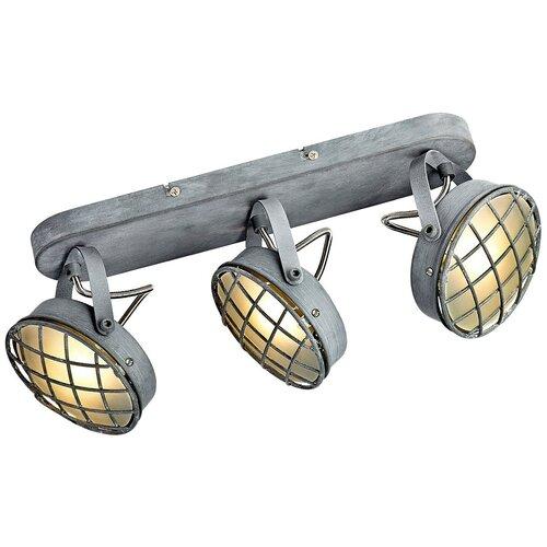 Светильник Lussole Lakewood GRLSP-9980, 39 х 10 см, G9 светильник lussole grlsp 9981 g9 16 вт