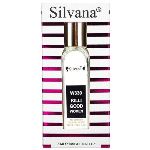 Купить Парфюмерная вода Silvana W330 Killi Good Women, 18 мл