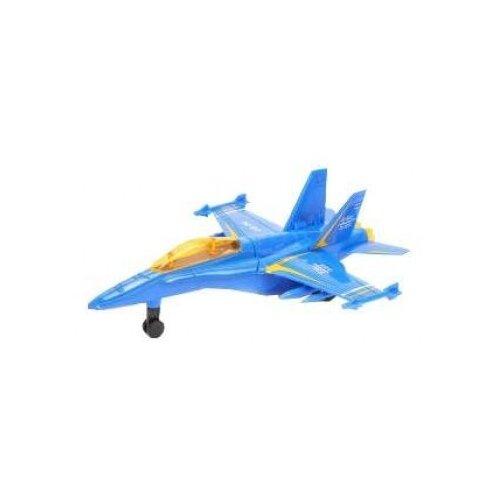 Фото - Самолет металл., инерционная, Наша Игрушка DS839 радиоуправляемые игрушки наша игрушка самолет радиоуправляемый 163 6688 67