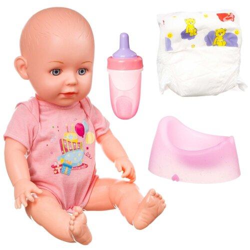 Интерактивный пупс BONDIBON OLY, 36 см, ВВ4258, Куклы и пупсы  - купить со скидкой