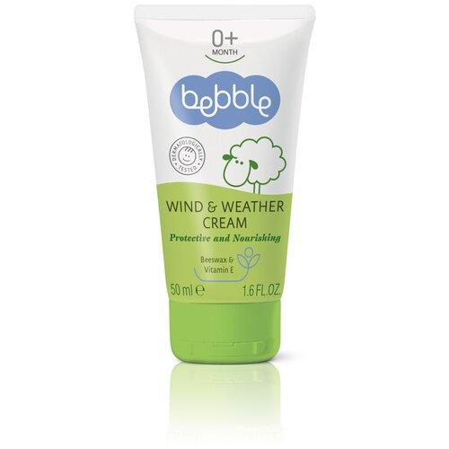 Bebble Крем для защиты от ветра и непогоды, 50 мл, Уход за кожей  - купить со скидкой