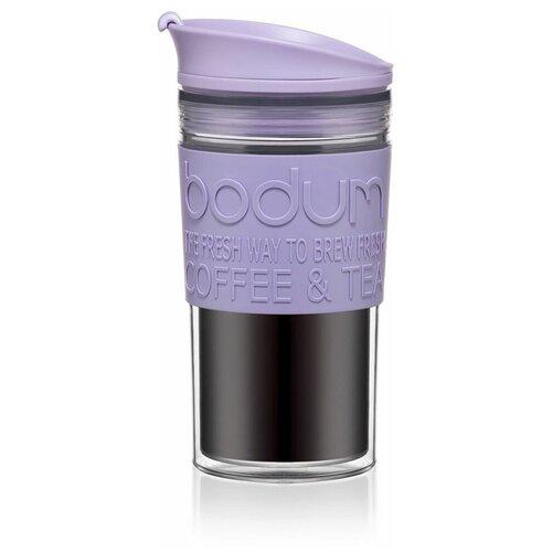 Термокружка Bodum Travel Mug, clip, 0.35 л verbena