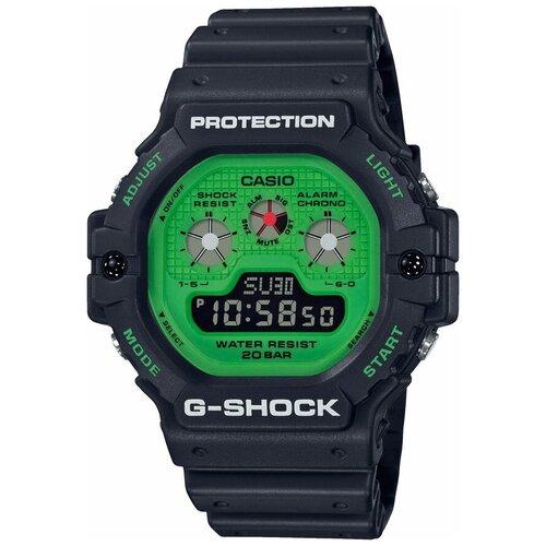 Японские наручные часы Casio DW-5900RS-1ER мужские цифровые
