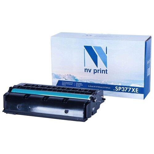 Фото - Картридж NV Print SP377XE для Ricoh, совместимый картридж nv print sp3400 для ricoh совместимый