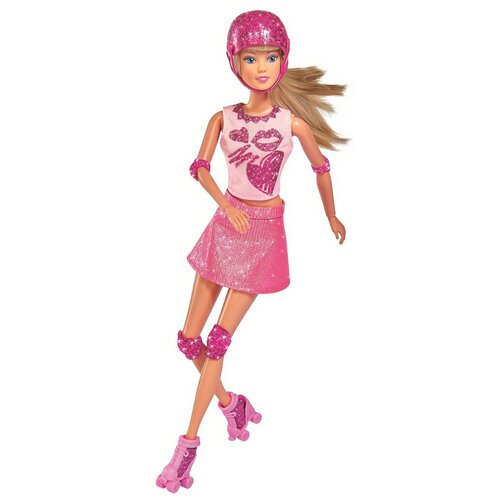 Купить Кукла Steffi Love Штеффи на роликах, 29 см, 5735995/5733268, Simba, Куклы и пупсы