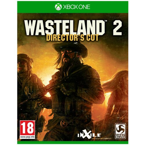 Игра для Xbox ONE Wasteland 2: Director's Cut, русские субтитры