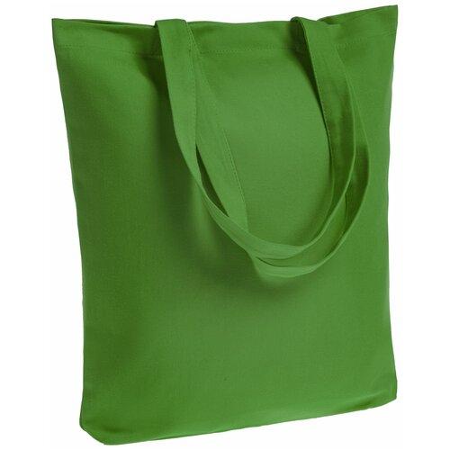 Сумка-шоппер Avoska, ярко-зеленая