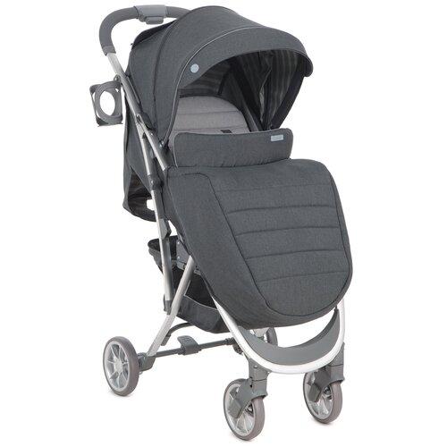 Фото - Прогулочная коляска Corol S-9 (2020), серый прогулочная коляска babyhit allure бежевый серый