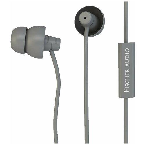 Наушники Fischer Audio Dream Catcher, grey наушники fischer audio fa 565 grey green