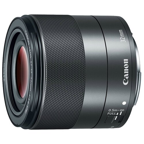 Объектив Canon 32mm f/1.4 STM черный